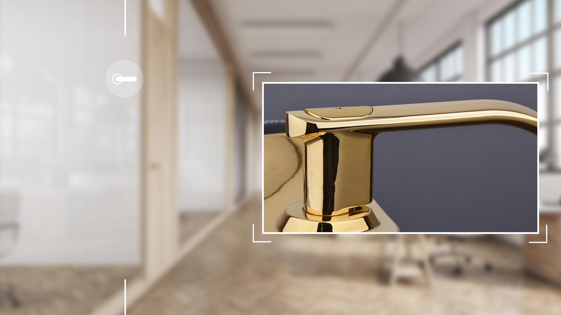 Hình ảnh sản phẩm khóa Bàn Phím Thông Minh Hune 6000-M