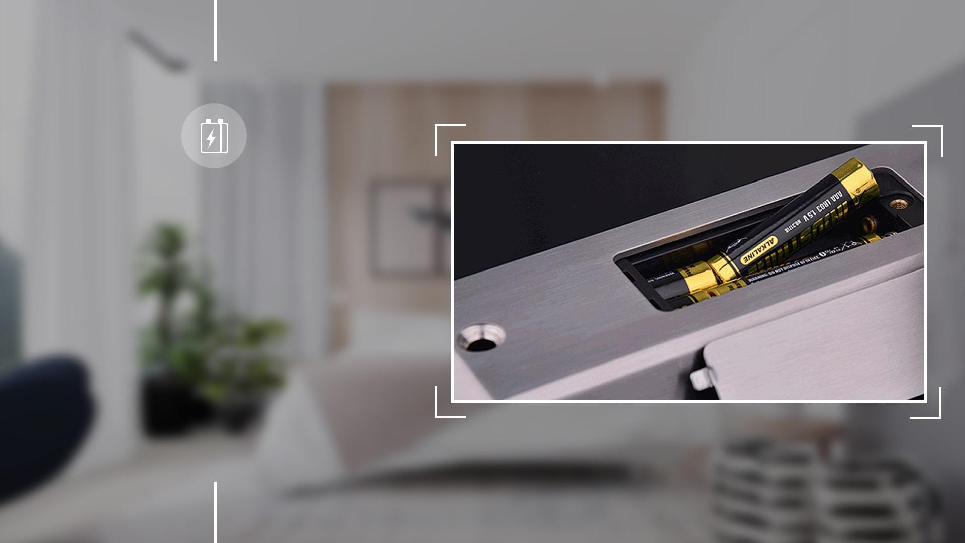 Hình ảnh sản phẩm khóa thẻ Hune 929-33-D