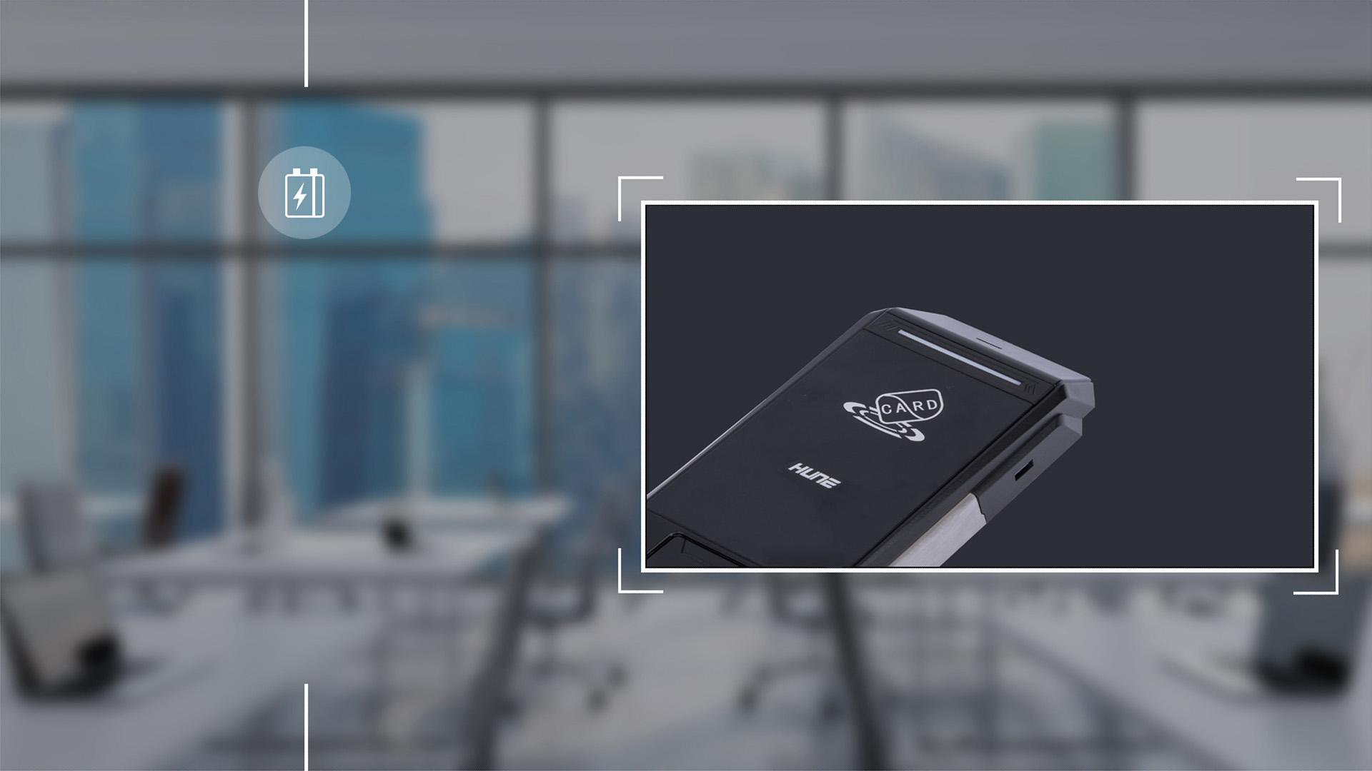 Hình ảnh sản phẩm khóa thẻ Hune 930-62-D