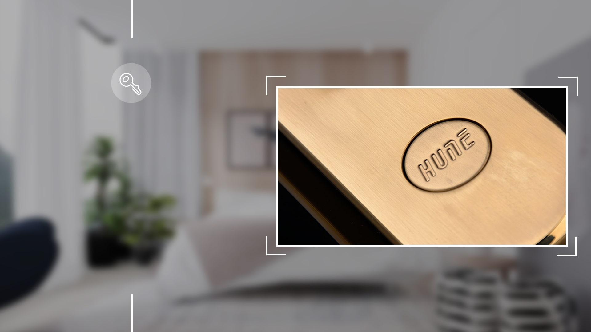 Hình ảnh sản phẩm khóa thẻ Hune 930-8-D