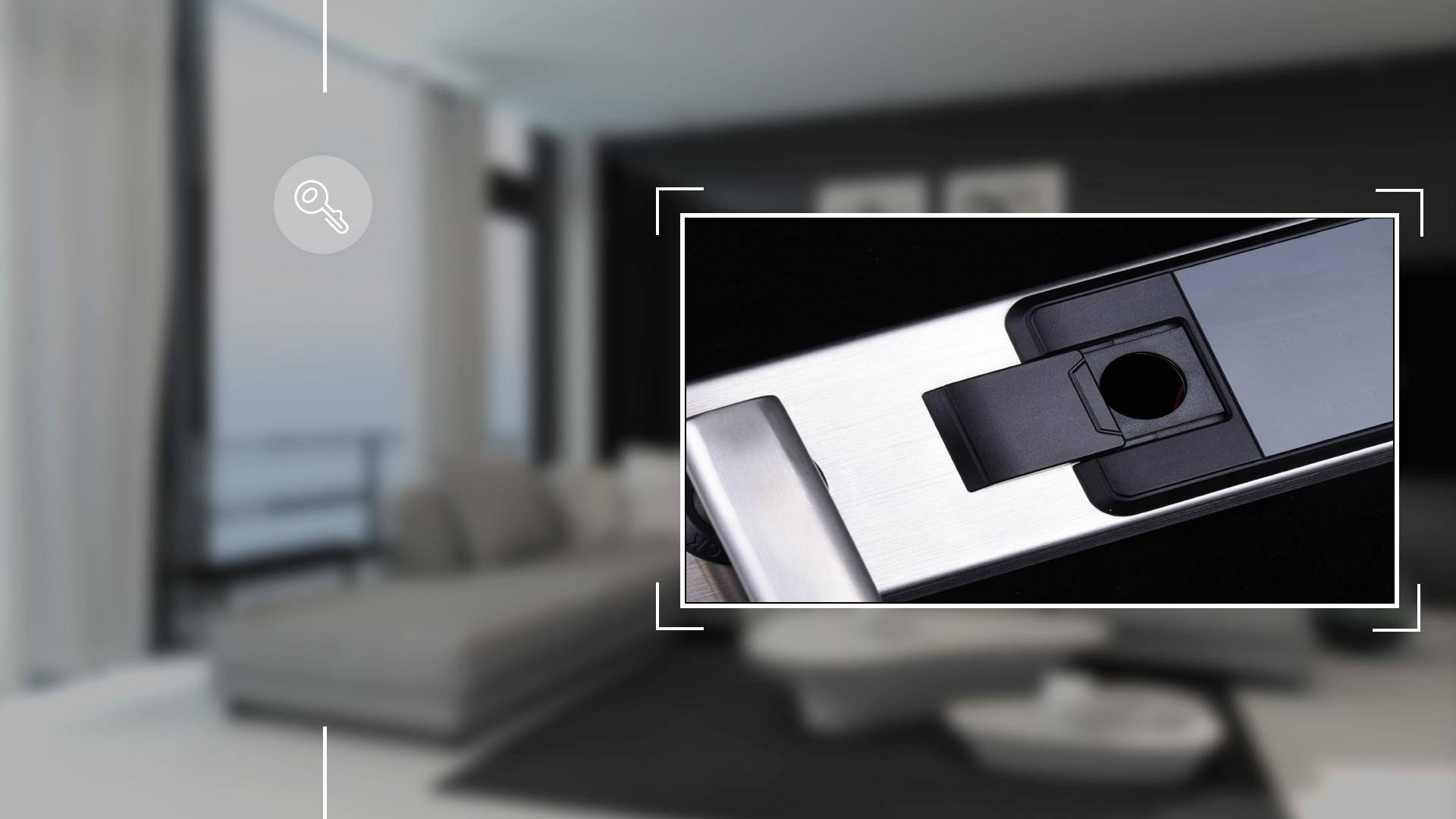 Hình ảnh sản phẩm khóa Bàn Phím Thông Minh Hune 930-62-M